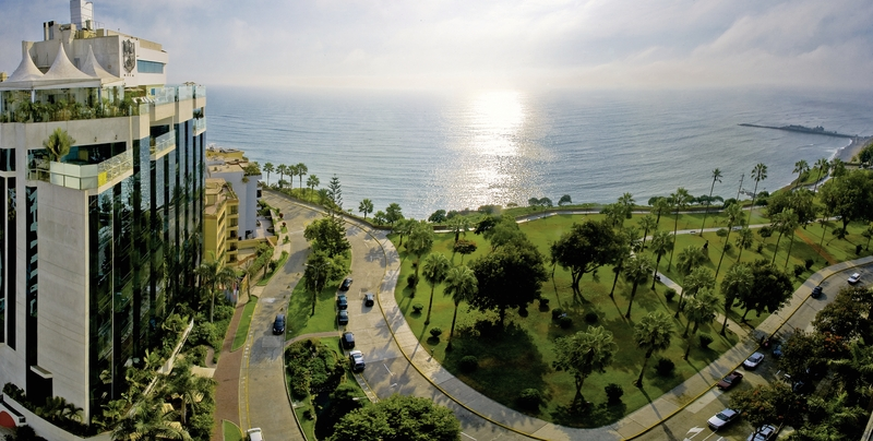 Belmond Miraflores Park  Landschaft