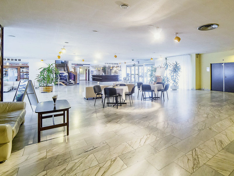 Solny Resort & Spa Lounge/Empfang