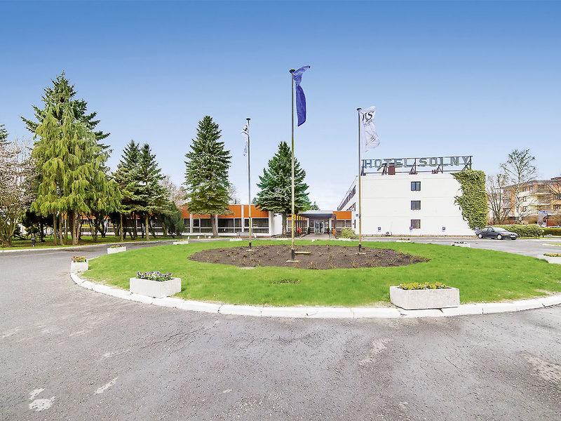 Solny Resort & Spa Garten