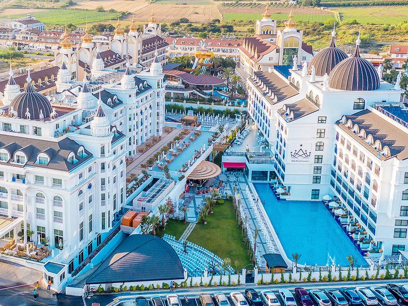 Side Royal Luxury Hotel & Spa Außenaufnahme