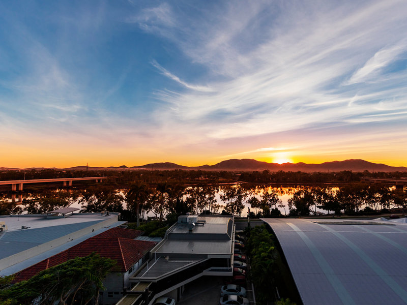 Travelodge Rockhampton Landschaft