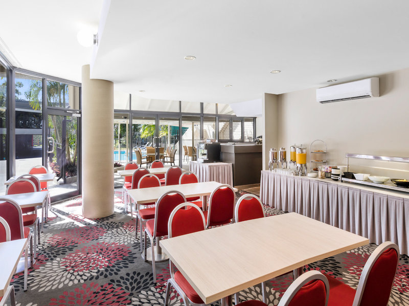 Travelodge Rockhampton Restaurant