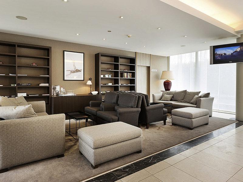 Hotel Weinebrugge  Lounge/Empfang