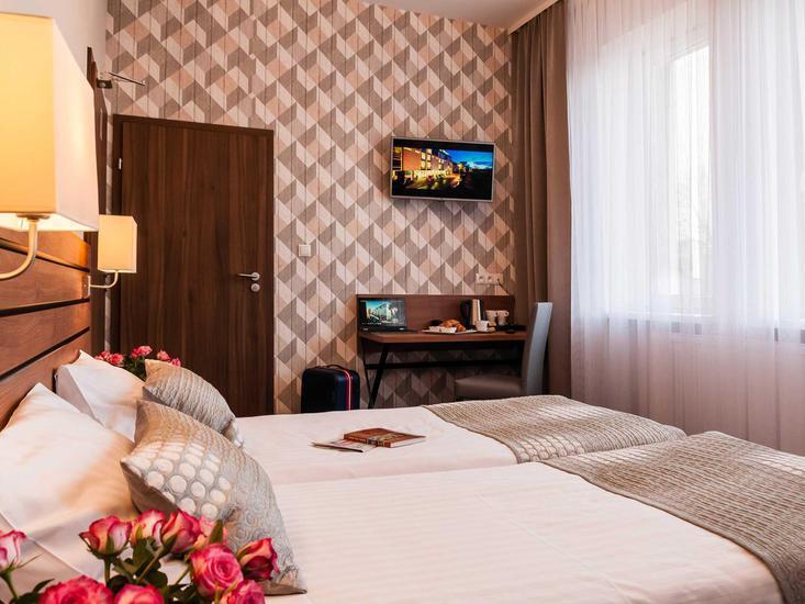 Wilga Hotel Wohnbeispiel