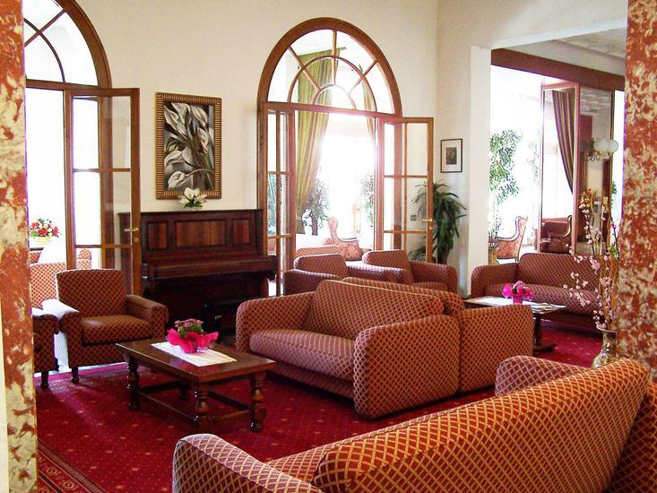 Excelsior Abano Terme Lounge/Empfang