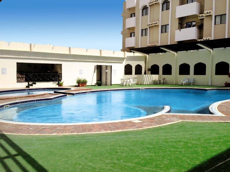 Haffa House Salalah Pool