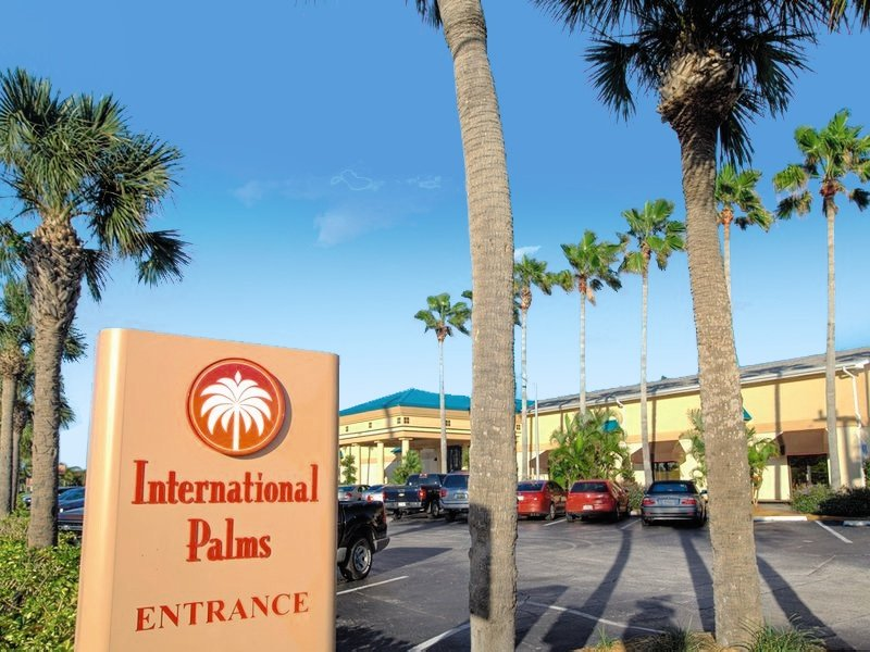 International Palms Oceanfront Resort Cocoa Beach Außenaufnahme