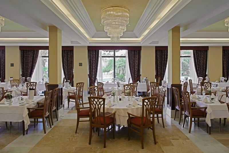 Hipotels Barrosa Palace & Spa Restaurant