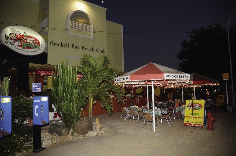 Brickell Bay Beach Club & Spa - Erwachsenenhotel Restaurant