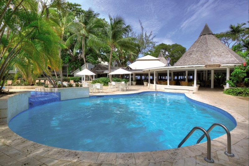 The Club Barbados Resort & Spa - Erwachsenenhotel ab 16 Jahren Pool