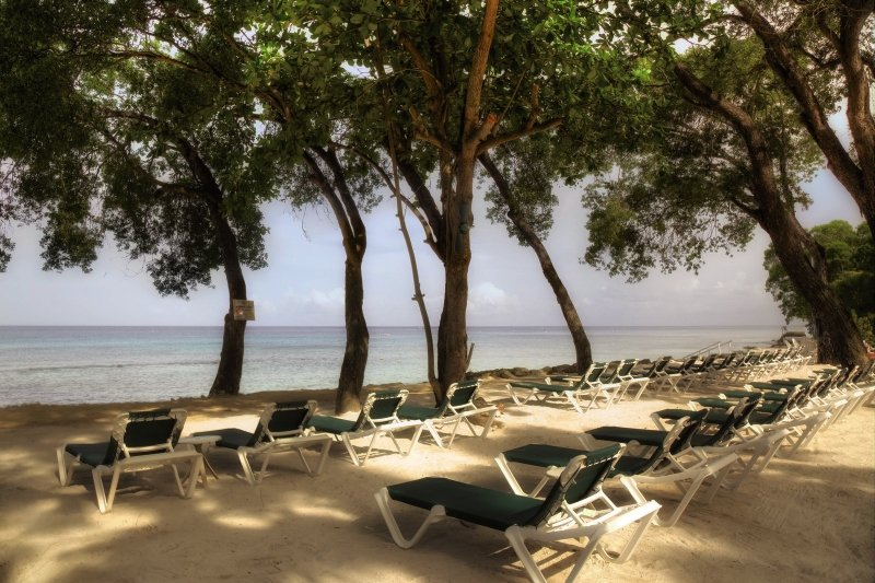 The Club Barbados Resort & Spa - Erwachsenenhotel ab 16 Jahren Strand