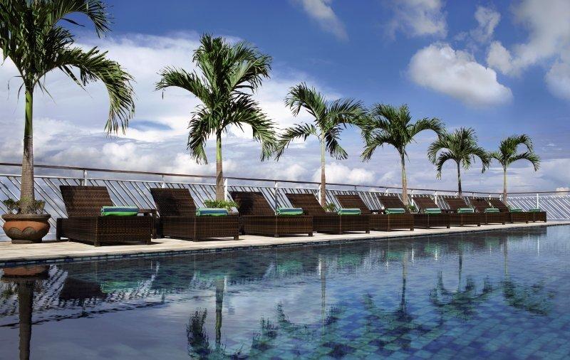 PrimeBiz Kuta Hotel Pool