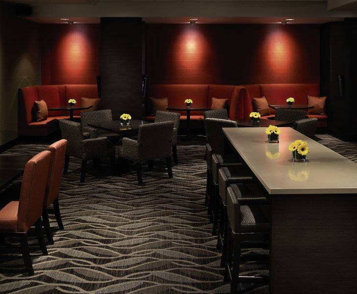 Holiday Inn Hotel & Suites Vancouver Downtown Lounge/Empfang