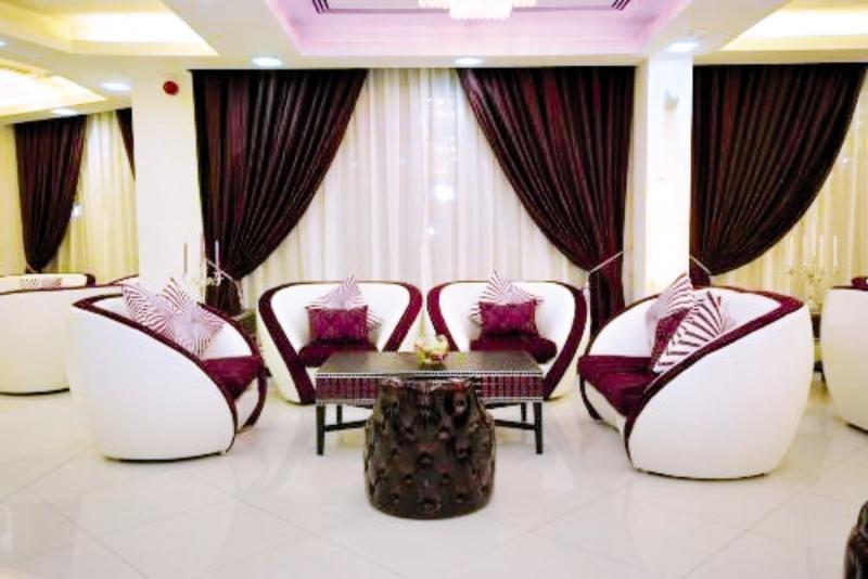Tulip Inn Muscat Lounge/Empfang