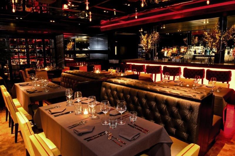 The Sanctuary Hotel Restaurant