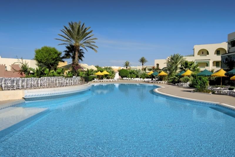 Ksar Djerba Pool