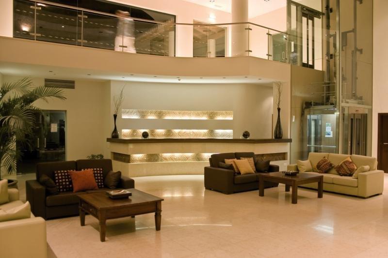Cerro Mar Atlantico Lounge/Empfang