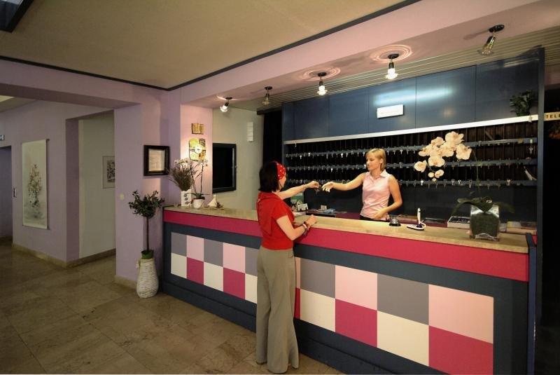 Istra Lounge/Empfang