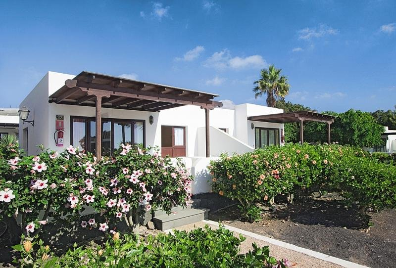 Playa Limones Garten
