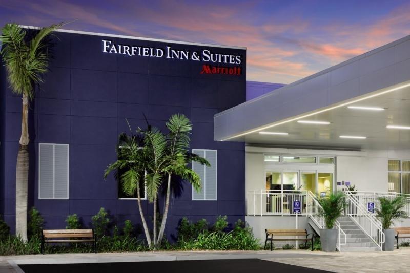 Fairfield Inn & Suites Key West at The Keys Collection Außenaufnahme