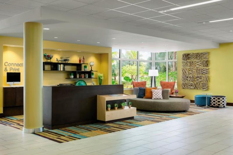 Fairfield Inn & Suites Key West at The Keys Collection Lounge/Empfang
