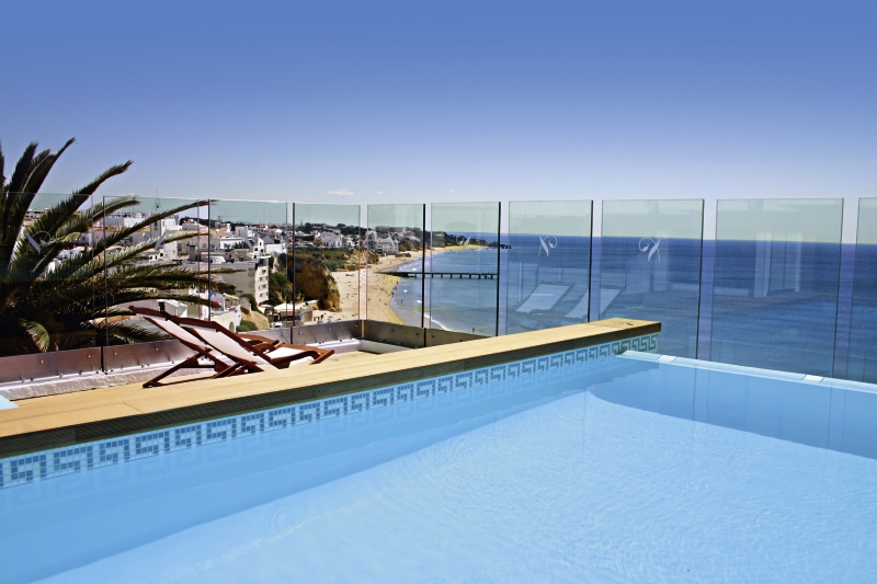 Rocamar Exclusive Hotel & Spa Pool