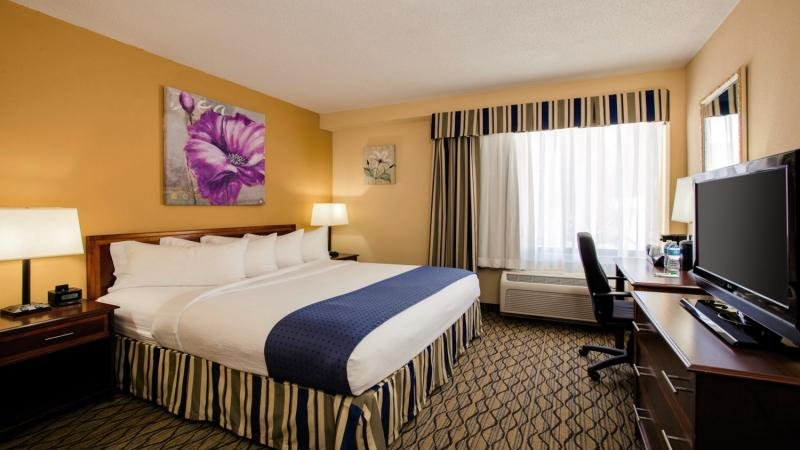 Holiday Inn & Suites Chicago-Downtown Wohnbeispiel