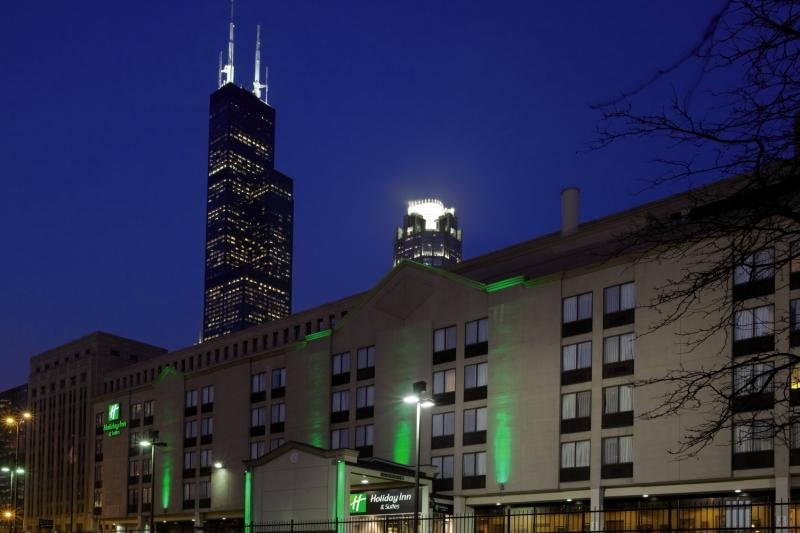 Holiday Inn & Suites Chicago-Downtown Außenaufnahme