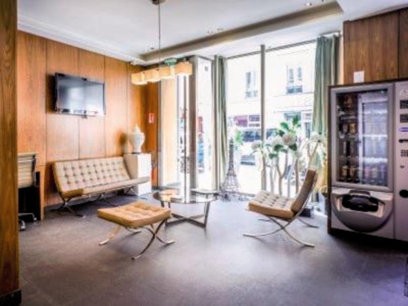 Art Hotel Batignolles Wellness