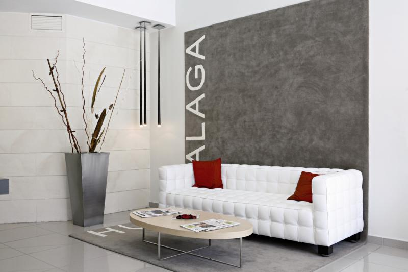 Guadalmedina Lounge/Empfang