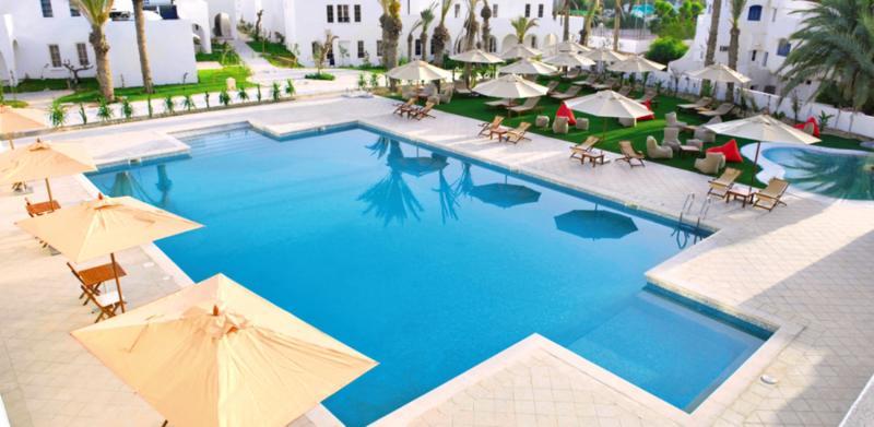 Les Jardins de Toumana Pool