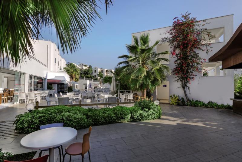 Shark Club Hotel Terrasse