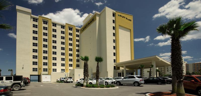 Hyatt Place Daytona Beach - Oceanfront Außenaufnahme