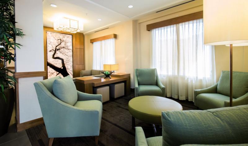 Hyatt Place Daytona Beach - Oceanfront Lounge/Empfang