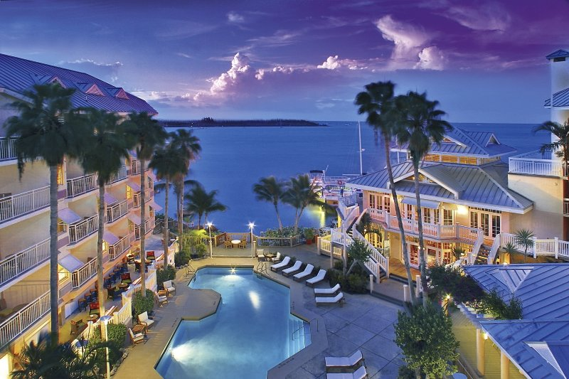 Hyatt Centric Key West Resort & Spa Pool