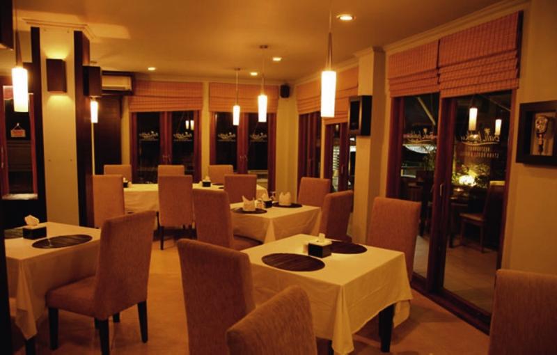Bali Baliku Private Pool Villas Restaurant