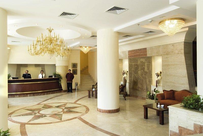 Swiss Inn Nile Lounge/Empfang