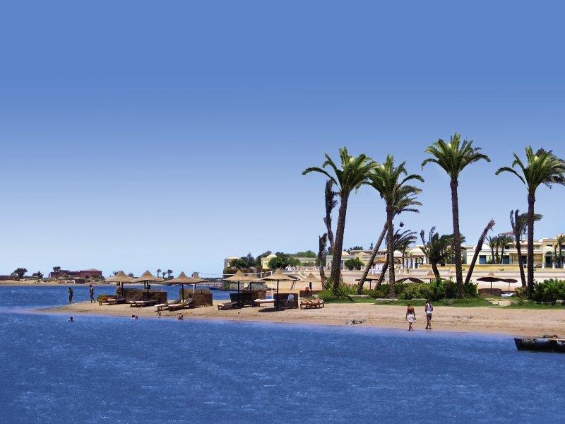 Panorama Bungalows El Gouna Strand