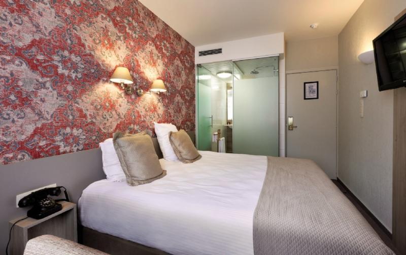 Leopold Hotel Brussels EU Wohnbeispiel