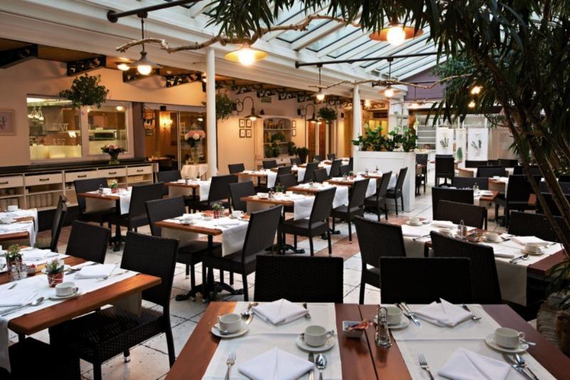 Leopold Hotel Brussels EU Restaurant