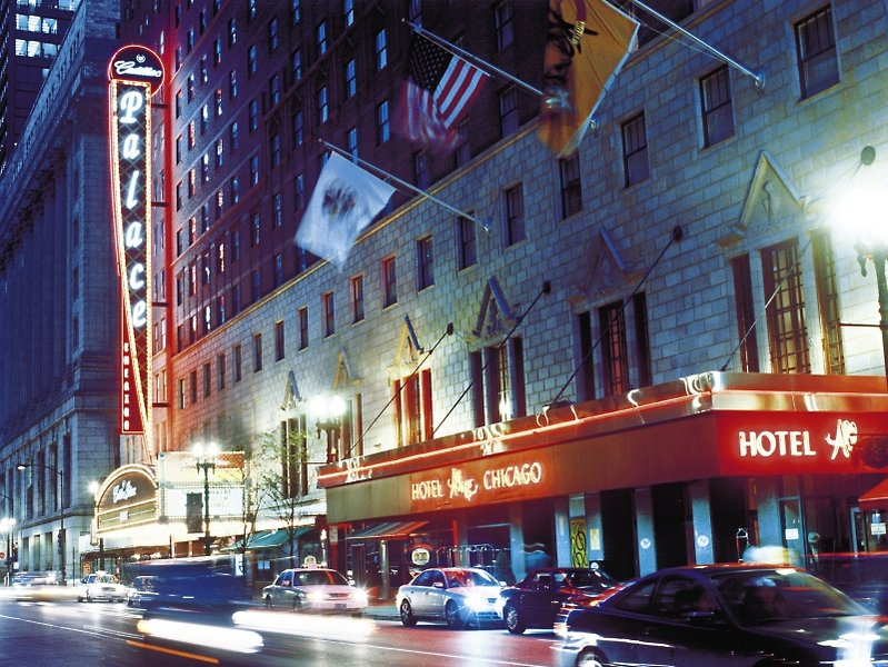 Allegro Chicago - a Kimpton Hotel Außenaufnahme
