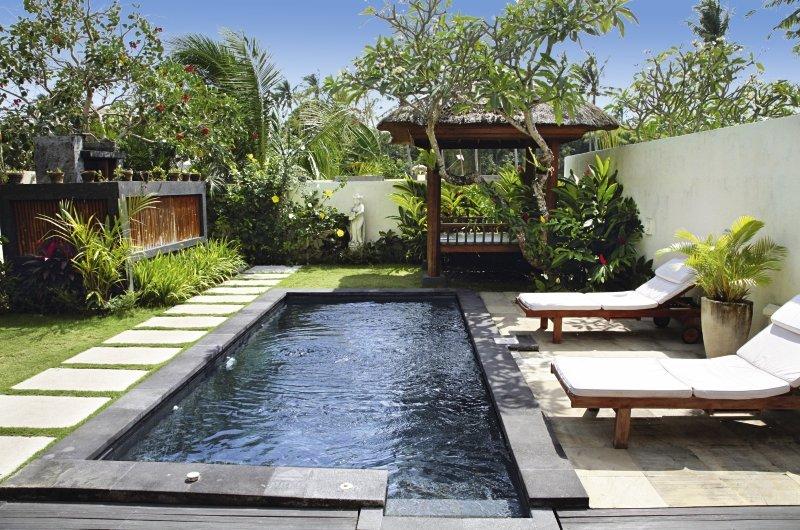 Bali Baliku Private Pool Villas Pool