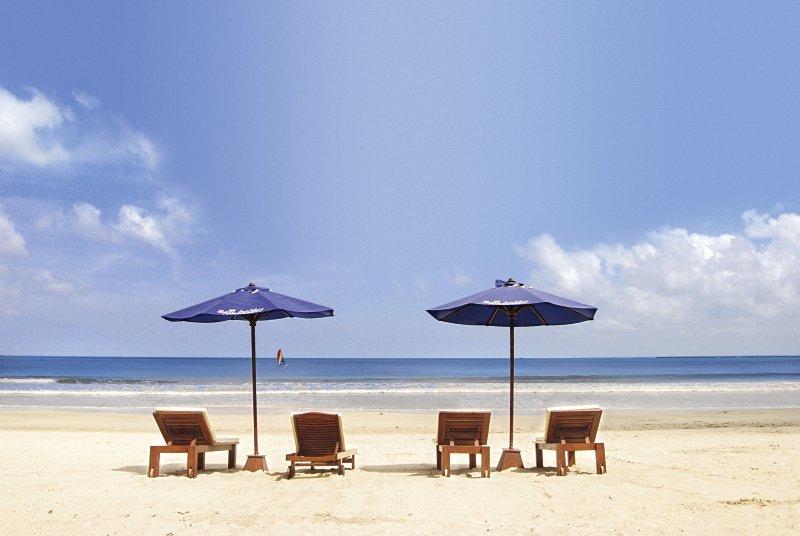 Bali Baliku Private Pool Villas Strand