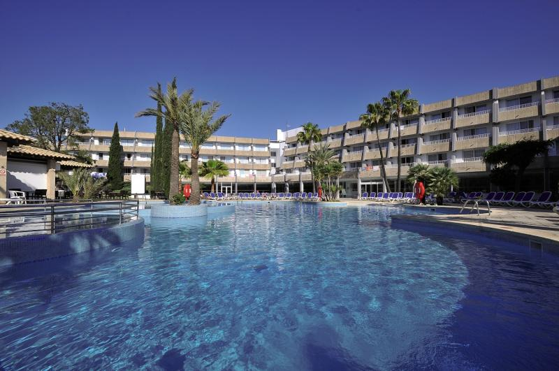 Mar Hotels Rosa Del Mar Pool
