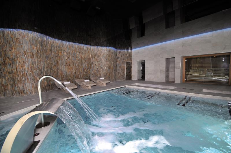Mar Hotels Rosa Del Mar Hallenbad