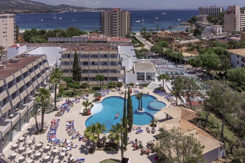 Mar Hotels Rosa Del Mar Außenaufnahme