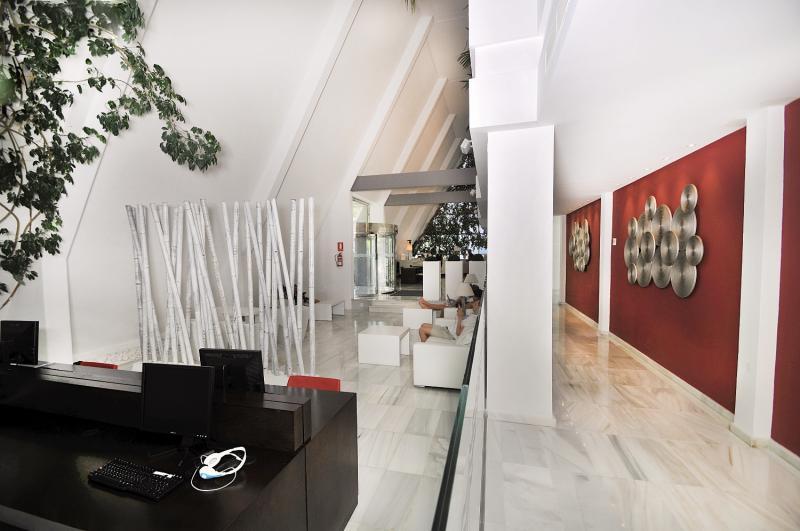 Mar Hotels Rosa Del Mar Lounge/Empfang