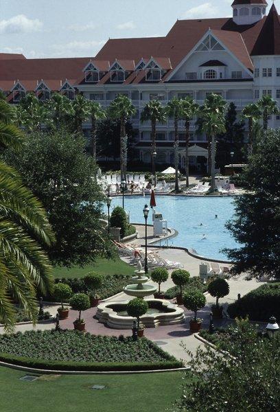 Disney´s Grand Floridian Resort Pool
