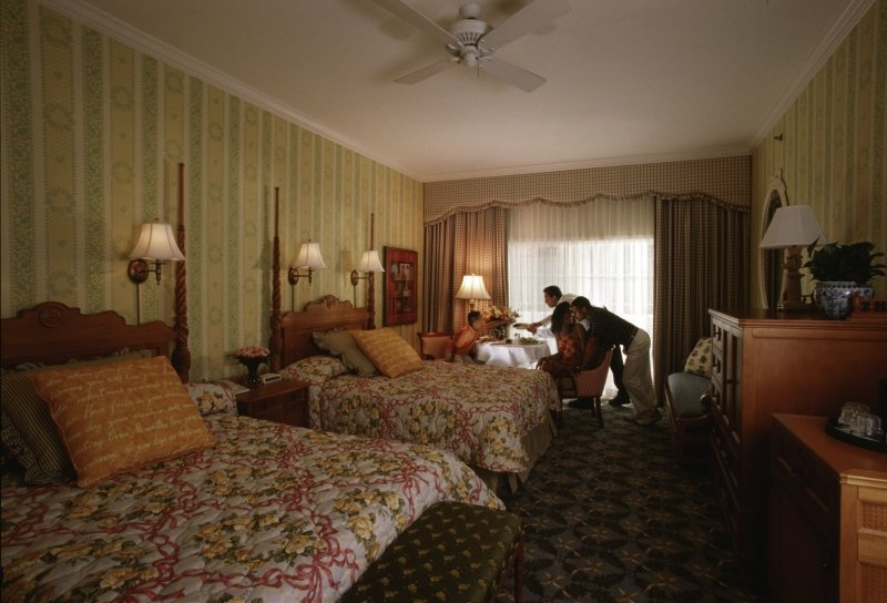 Disney´s Grand Floridian Resort Wohnbeispiel