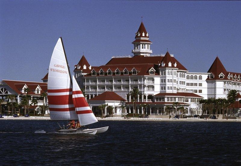 Disney´s Grand Floridian Resort Außenaufnahme